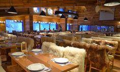 Restaurante do snowland