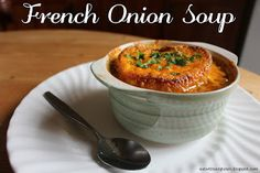 Eat Without Gluten: Gluten-free French Onion Soup