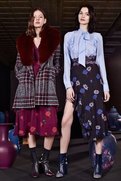Tanya Taylor Autumn/Winter 2017 Ready-to-wear Collection