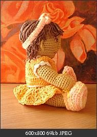 Basic doll pattern