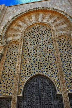 Al Hassan ll Mosque - Morocco