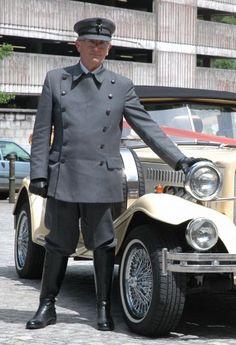 Chauffeur Uniform | CHAUFFEUR UNIFORMS