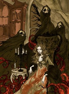 Abigail Larson, Nightmares of the Alchemist's Wife