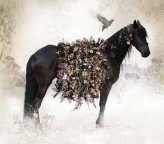 "Saatchi Online Artist: Ysabel LeMay; Photomanipulation, 2012, Digital ""UTOPIA"""
