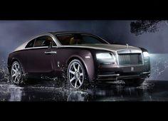 2014 Rolls Royce Wraith Luxury Car