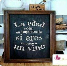 Like good wine Dad Birthday, Birthday Quotes, Happy Birthday, Great Quotes, Quotes To Live By, Life Quotes, Common Quotes, Favorite Words, Spanish Quotes