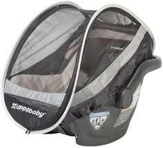 UPPAbaby Cabana Car Seat Shade - Jake --- This would be awesome for camping with an infant!