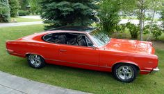 67 AMC Marlin-when these are done right they are Beautiful.