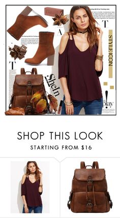 """""""Shein 2/3"""" by erina-salkic ❤ liked on Polyvore"""