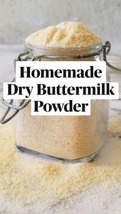 Homemade Dry Mixes, Homemade Spices, Homemade Seasonings, Homemade Bbq, Pots, Baking Soda Uses, Dehydrated Food, Dehydrator Recipes, Seasoning Mixes