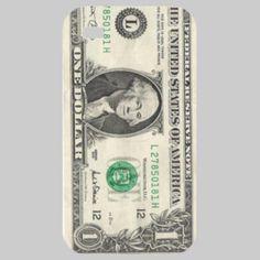 Billete de Dolar - Funda iPhone 4 y 4S