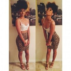 Night out just to kill shyt Black Power, Summer Outfits, Cute Outfits, Glamour, Fashion Outfits, Womens Fashion, Fashion Ideas, Latest Fashion, Fashion Trends