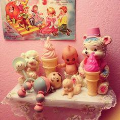 Vignette nursery toys | Tumblr.