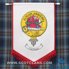 Douglas Clan Crest P