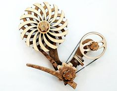 Check out our kinetic art selection for the very best in unique or custom, handmade pieces from our art objects shops. Plywood Art, Kinetic Art, Baltic Birch Plywood, Art Pieces, Sculpture, Shadows, Pattern, Etsy, Photo Wall