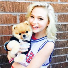 Hey im Jordyn. This is Bear (the dog obvi) im 15 and single. Colin and Brookelynn r my older siblings. Hayes and Colin r like my best friends. I love to dance, model, and sing.