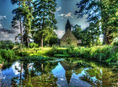 Putley Church Putley Herefordshire Uk
