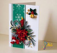 Neli Quilling Art: Preparation for Christmas _ # 3