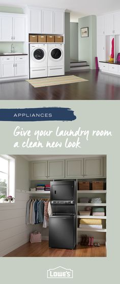 Upgrade your kitchen or laundry room to dream status with stylish and modern appliances from Lowes. Choose from our list of trusted brands for everything from ovens and ranges to dishwashers, washing machines, fridges, and so much more. Shop appliances at Lowe's today.