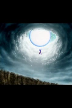 Goku's Spirit bomb