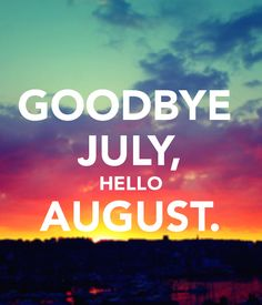 HELLO AUG 2016 | Hello August Images, Pictures, Wallpapers And Photos - Birthday Wishes ...
