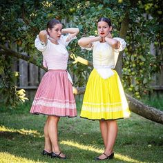 Sabinov, Šariš, Slovakia Folk Fashion, Dance, Popular, Folk Style, Vintage, Instagram, Dresses, Sweet, Vestidos