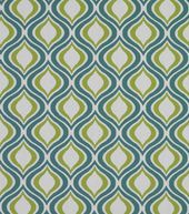 Outdoor Fabric-Solarium Zinger Peacock