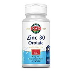 30 Mg Zinc Orotate Tablets 90 Count Zinc Supplements, Weight Loss Supplements, Natural Sources Of Zinc, Best Zinc Supplement, Zinc Capsules, Chewable Vitamins, Pure Encapsulations