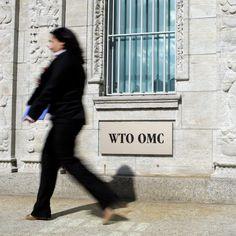 РФ направила в ВТО коммюнике о невыполнении США торговых обязательств