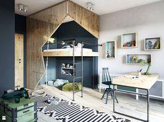 Pokój dziecka - zdjęcie od razoo-architekci - Pokój dziecka - razoo-architekci