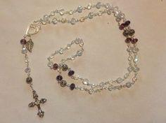 Beautiful, hand-crafted rosaries on etsy! #custom #rosary #prayer  https://www.etsy.com/shop/EmilysCustomRosaries