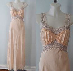 A personal favorite from my Etsy shop https://www.etsy.com/ca/listing/264967264/vintage-nightgown-vintage-nightgowns