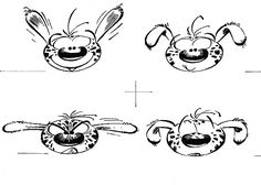 THE ART OF ANDRÉ FRANQUIN : Photo