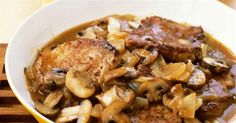 Game of Thrones 'Boar' With Mushrooms And Apples Recipe