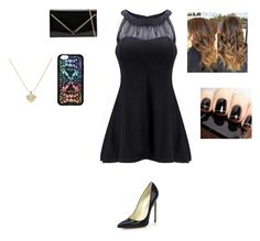 """""""Sans titre #1055"""" by harrystylesandliampayne on Polyvore featuring mode, Brian Atwood, ALDO, Forever 21 et Juicy Couture"""