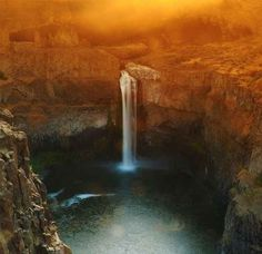 Palouse Falls, WA | 10 U.S. Destinations They Never Told You About In Geography Class