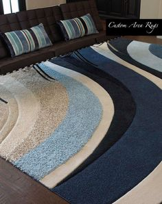 Custom rugs now available!