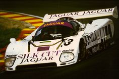 1986 Brands Hatch 1000 Km - Jaguar XJR-6