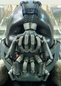 9 best bane costume images on pinterest knight knights and bane bane mask closeup solutioingenieria Gallery