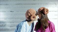 Woohyun and Kim Sae Ron share a bubble gum kiss on 'High School: Love On' Hi School Love On, Best Kdrama, Drama Fever, Nam Woo Hyun, Drama Funny, Japanese Drama, K Pop Star, Romantic Moments, Korean Star