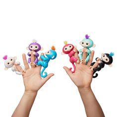 Cheap kids interactive, Buy Quality interactive toys directly from China interactive kids toys Suppliers: LED Fingerlings Unicorn Interactive Baby Monkeys Smart Fingers Llings Smart Induction Toys Best Gifts For Kids Finger Monkey Toy Baby Toys, Kids Toys, Children's Toys, Pet Toys, Fingerlings Monkey, Wow Wee, Toy Monkey, Monkey Baby, Cool Gifts For Kids