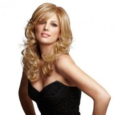 #crossdresser  Fashion #Wig Available In Many Colors. Gorgeous Flowing Sides Offer The Perfect Face Framing   $218.75