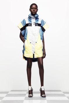 Alexander Wang Resort 2012 Fashion Show - Aymeline Valade
