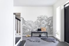 Bellewood, Grey Toile | R13054 | Rebel Walls EN-US