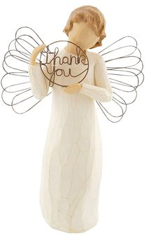 Willow Tree Angel - Thank You
