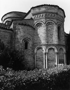 Apse, Church of Santa Fosca