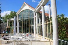 Voormalige theeschenkerij en giraffenhuis, Blijdorp Foto: Siebold Nijenhuis Architect