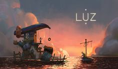 LUZ - Home by samsamstudio.deviantart.com on @DeviantArt
