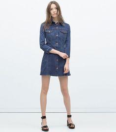 Here's What an NYC Fashion Editor Looks Like in All Zara via @WhoWhatWear