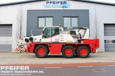 Used telescopic crane available at Pfeifer Heavy Machinery. Item Number PHM-Id 07338, manufacturer DEMAG, model AC40-1, year of construction 2004, kilometers 194640, hours 19736, loading (lifting) capacity (kg) 40000, boom length maximum (m) 31, fuel Diesel. More cranes at www.pfeifermachinery.com.